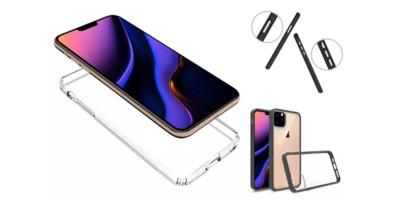iPhone 11保護殼再曝光 鏡頭、靜音鍵皆採新設計