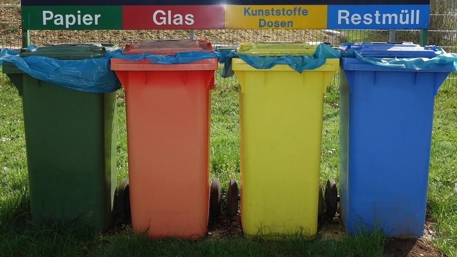▲▼回收,分類,垃圾。(圖/取自免費圖庫Pixabay)
