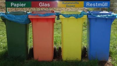德國人的地雷「垃圾沒分類!」 丟錯桶子連路人都咆哮
