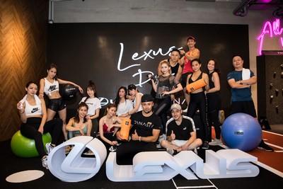 LEXUS DAY精品健身提升生活態度