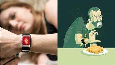 偷吃就電手!Amazon電擊手環幫你「控制偷吃慾望」 今夏減肥就靠他啦