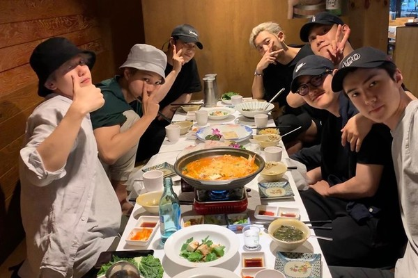 D.O.入伍倒數6天 EXO排出時間聚餐「讓他坐C位」暖哭粉