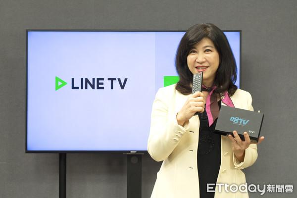 亞洲首例 LINE TV跨螢有線電視 台數科「哈TV+」跨界OTT