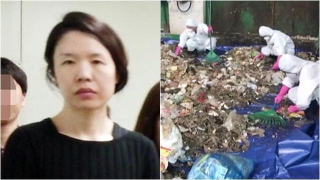 用6歲兒當誘餌! 「南韓黑寡婦」陷殺前夫 分屍30袋灑遍全國山海