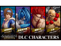 《侍魂 曉》公佈DLC角色 首斬破沙羅、風間火月、王虎登場