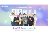 《BTS WORLD》今起全球同步上市 全新主題曲搶先登場