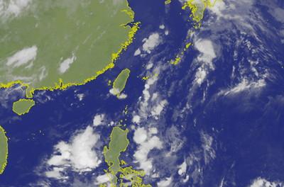 聖帕颱風今可能生成 吳德榮:下周三起易有劇烈降水