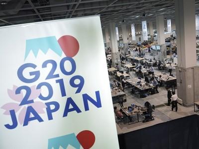 G20峰會今大阪登場 4國會談成看點