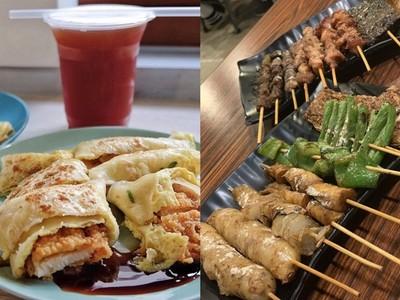 東海人都在吃的美食全部百元有找