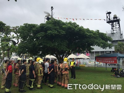 台南消防局擴增義消分隊 提升戰力