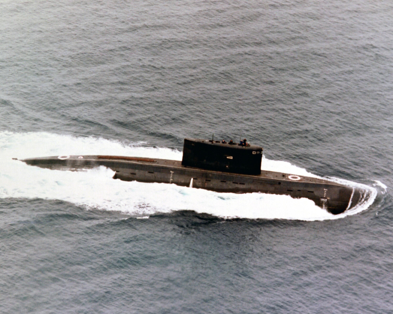 基洛級,中國海軍,解放軍,潛艦,蘇聯,柴電潛艦,北約,台灣,陳水扁,元級潛艦