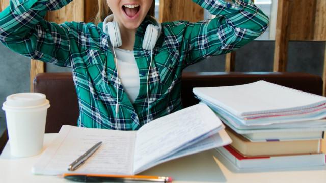 ▲學生,讀書(圖/取自免費圖庫pixabay)