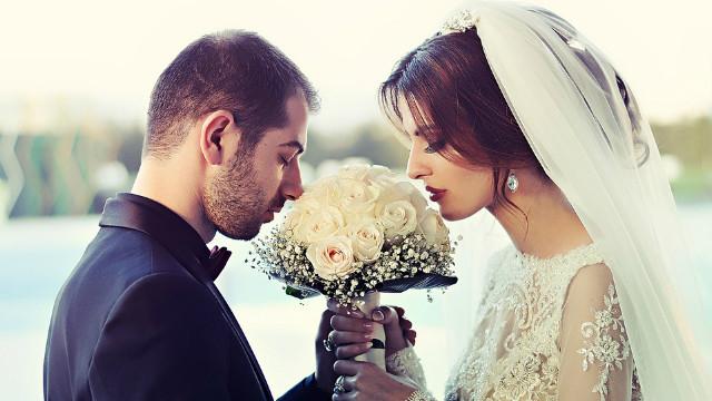 ▲▼結婚,婚姻,戀愛。(圖/取自免費圖庫Pixabay)