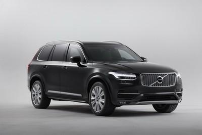 Volvo推出XC90、XC60防彈休旅車