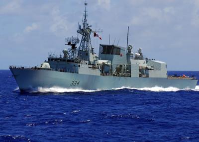 加軍艦過台灣海峽 陸傳訊息「歡迎來中國」