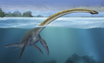 尼斯湖水怪現身?遠古海洋巨獸出土