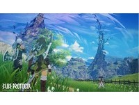 萬代南夢宮發表動漫風全新PC多人線上遊戲《藍色協議》