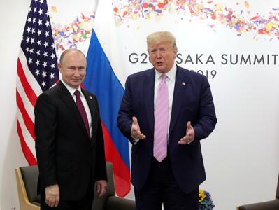 川普警告俄國:別干預2020大選