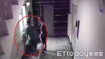 500元雨傘遭偷 遇「超認真員警」火速破案
