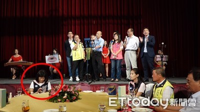 高副議長陸淑美挺郭台銘 韓國瑜同桌互動關係降冰點