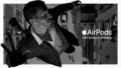 享受無線充電!蘋果釋出新AirPods宣傳影片