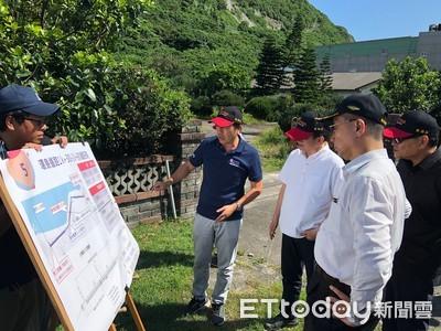 徐國勇:核定4.09億元改善綠島道路品質