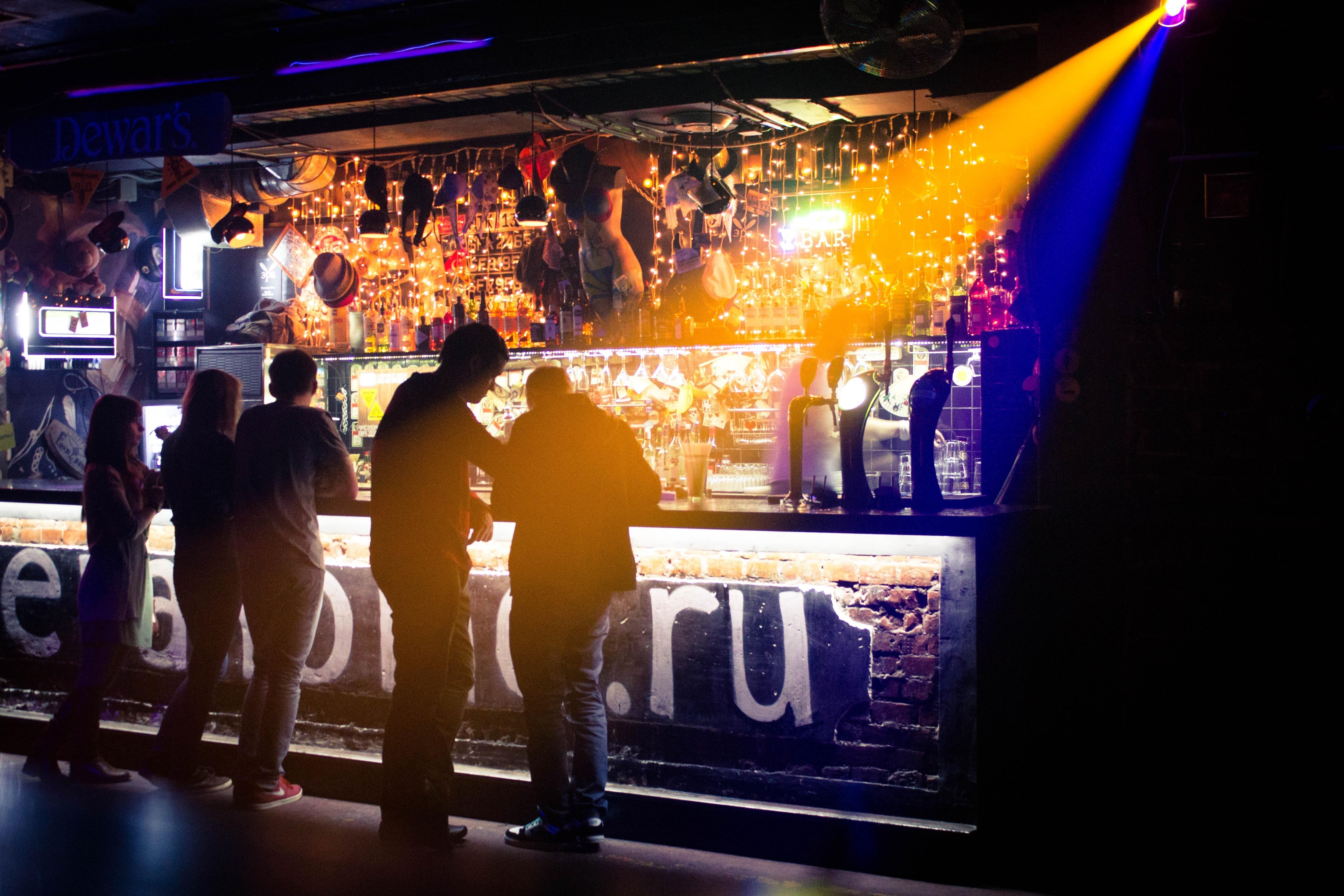 ▲酒吧,夜店。(圖/取自免費圖庫Pexels)