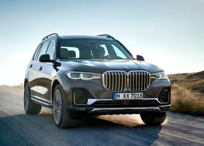 BMW成為北美2019豪華品牌龍頭