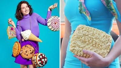 大家都在問「泡麵包」哪裡買!酷妹設計師懂吃,美食作品讓她一夕暴紅