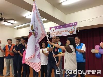 杜絕家暴 台南東區3里防暴尖兵團成軍