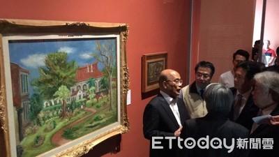 參訪台南文化場館 盼國人多欣賞藝文之美