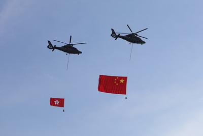 人民日報:香港三權應承擔國家發展利益