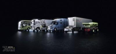 Volvo與Nvidia推自駕卡車研發