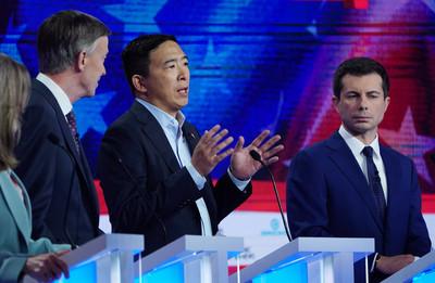 他會是美國首位台裔總統嗎?楊安澤何來自信拉下川普?
