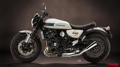 Kawasaki新車預測 西風400帥爆