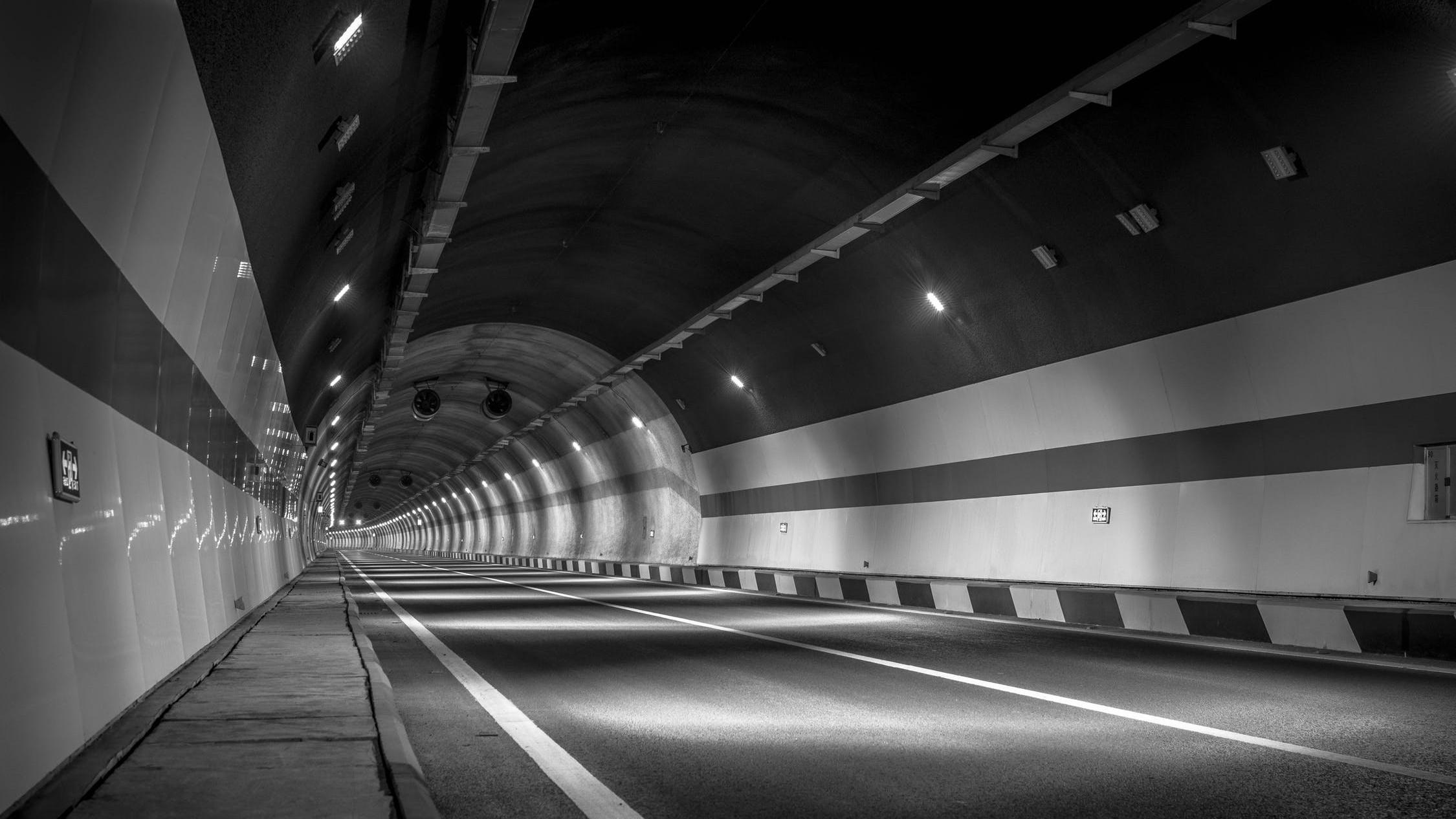 ▲▼隧道。(圖/取自免費圖庫Pixabay)