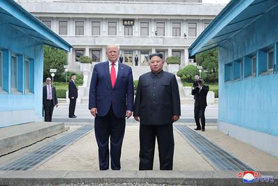 北韓「進行非常重要測試」川普發推反擊