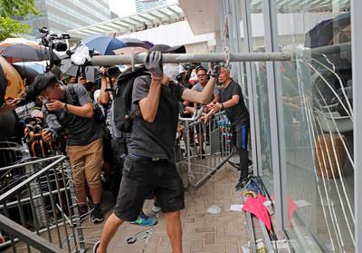 港媒:陸當局3面相檢討港反送中