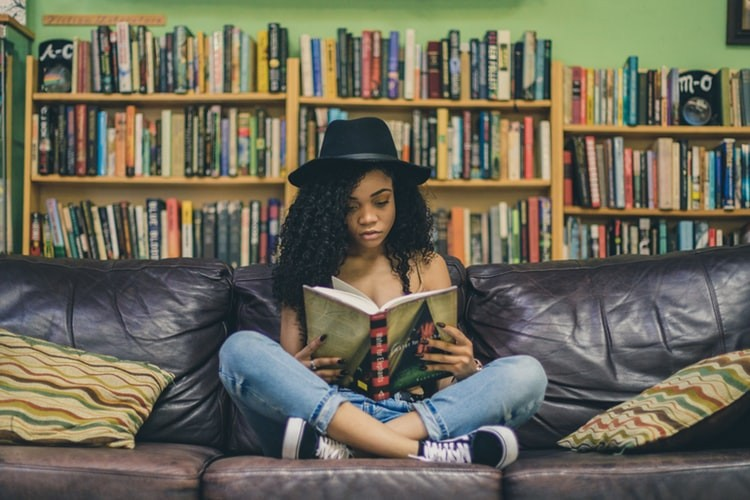 ▲閱讀,書本,看書。(圖/unsplash)