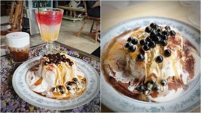 浮誇系是你!黑糖珍奶shower蛋糕爆炸彈出 首爾人氣甜點絕不能錯過