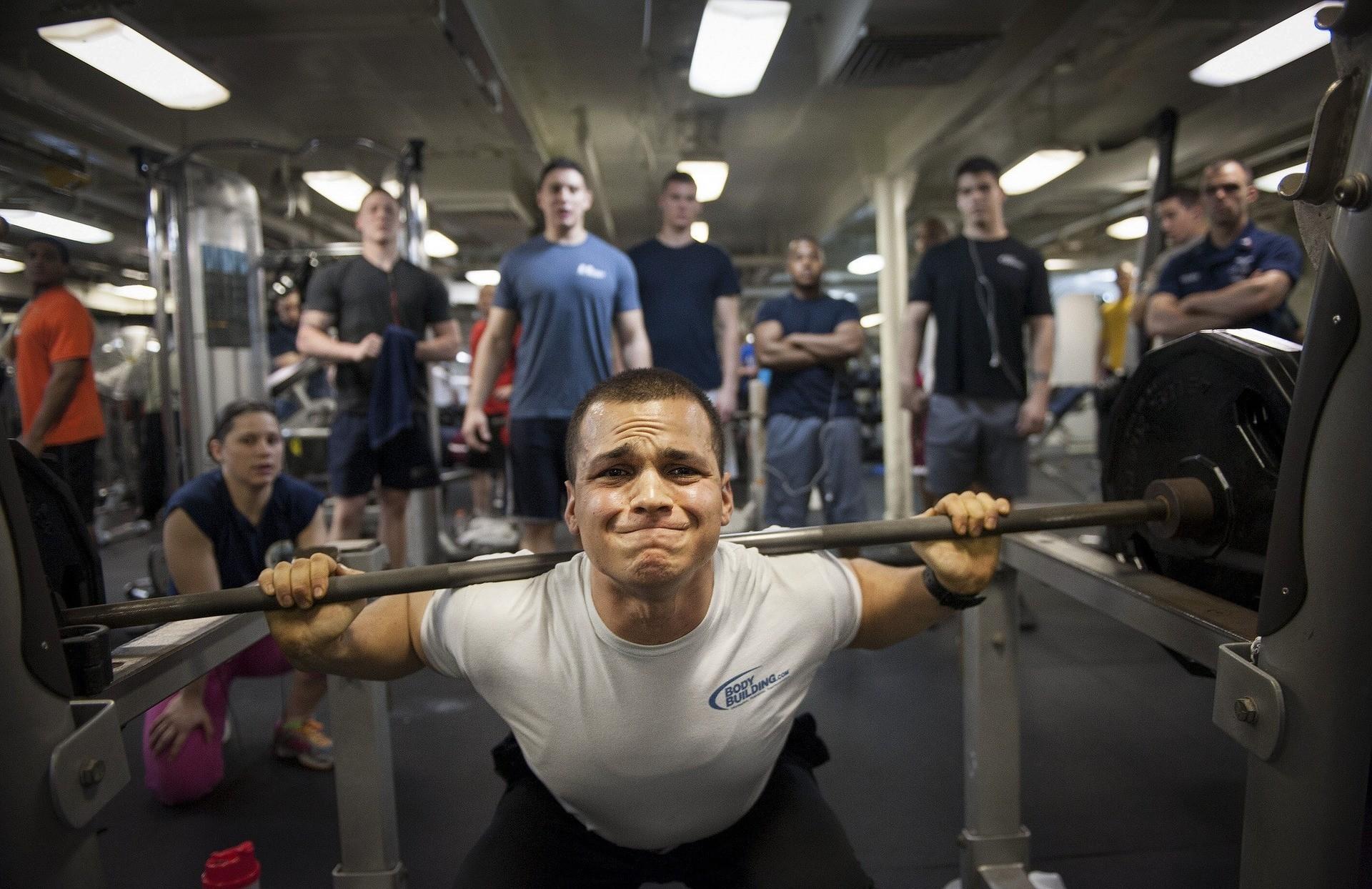 ▲男生,男人,肌肉,健身,健美,舉重。(圖/取自免費圖庫Pixabay)