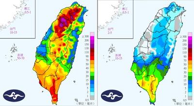 「木恩颱風」最快今晚生成!全台本周防豪大雨