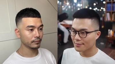 涼夏超欠剪寸頭!15款「清爽韓男髮型」一次看 剪下去連冷氣都省了