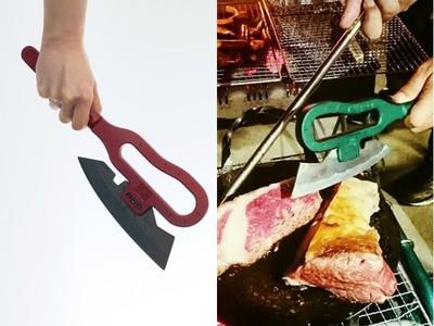 熱能戰斧拿來切肉?