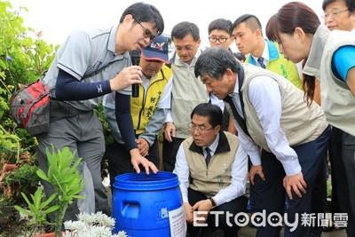 台南土本登革熱二例 為防疫不排除休市