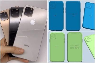 iPhone再曝渲染圖 果粉見凸起物崩潰
