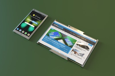 三星全新摺疊螢幕設計曝光!螢幕面積擴大3倍