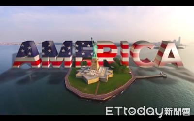搶攻暑假檔期 智崴i-Ride「飛越美國」台灣首映