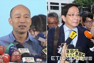 力挺管中閔 韓國瑜:我們不能再沉默