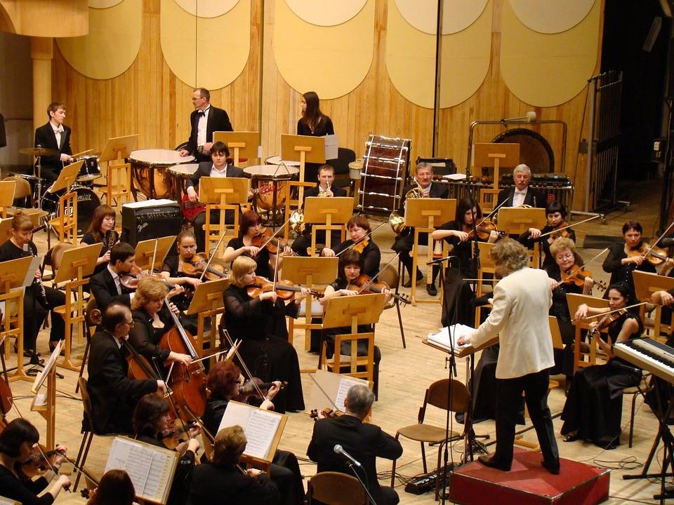 ▲▼交響樂,音樂會。(圖/取自免費圖庫pixabay)